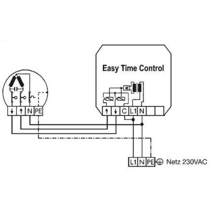 vestamatic rolladen zeitschaltuhr easy time control. Black Bedroom Furniture Sets. Home Design Ideas