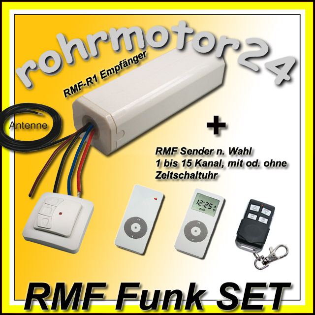 RMF Funksystem Sender u. Empfnger