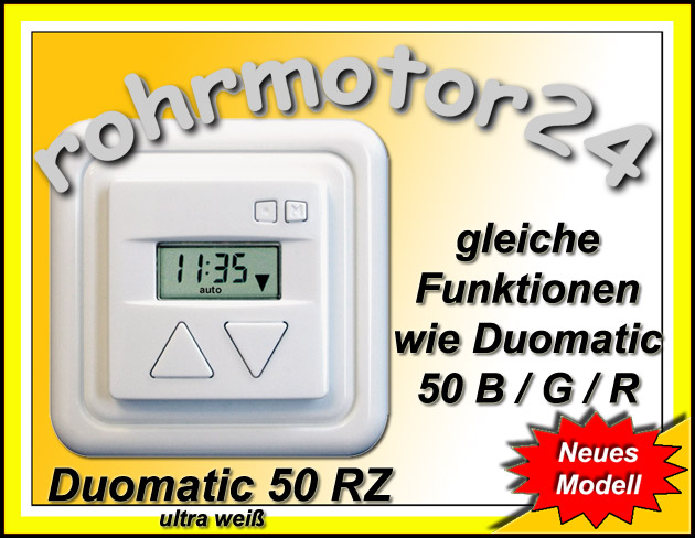 Dumatic 50 R ultra weiss
