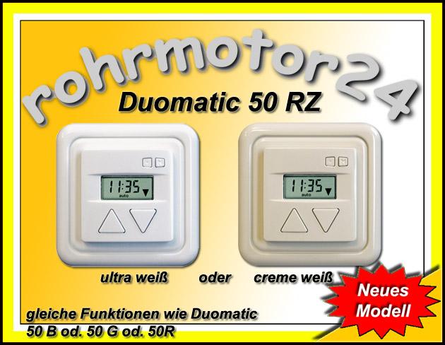 Dumatic 50 R ultra weiss oder creme weiss