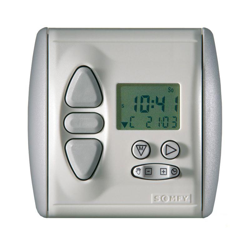 somfy chronis rts smart 106 57 antriebe und steuerungen f r. Black Bedroom Furniture Sets. Home Design Ideas