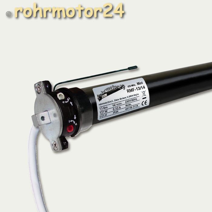 Rmf 13 14 13nm Sw40 Funk Rolladenmotor Markisenmotor