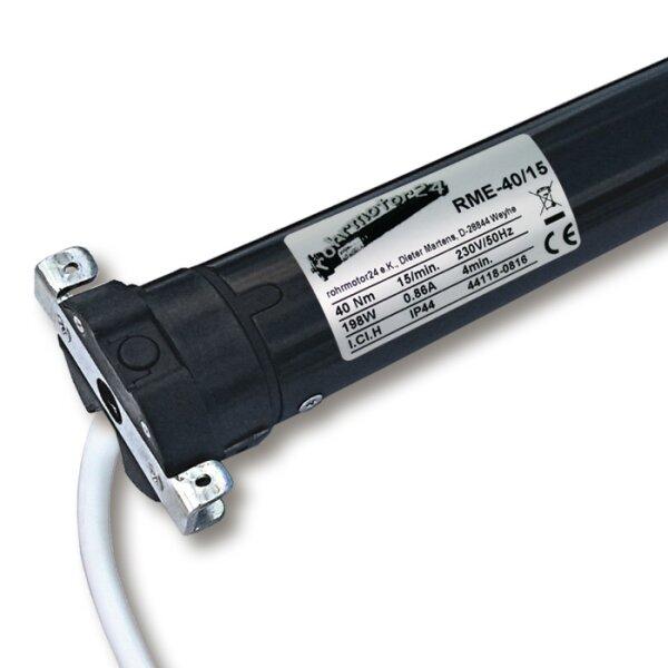 Berühmt Elektronischer Rollladenmotor 40 Nm RME-40 SW60 Rolladenmotor #LW_71