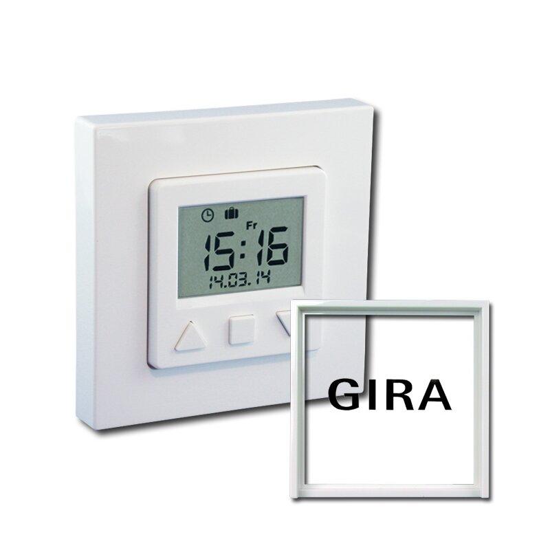 vestamatic rolladen jalousie zeitschaltuhr smart time control 01813336 gira system 55 standard 55. Black Bedroom Furniture Sets. Home Design Ideas