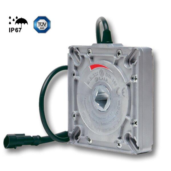 Abrollsicherung / Fangvorrichtung bis 140 Nm Mr. Block IP 67 inkl ...