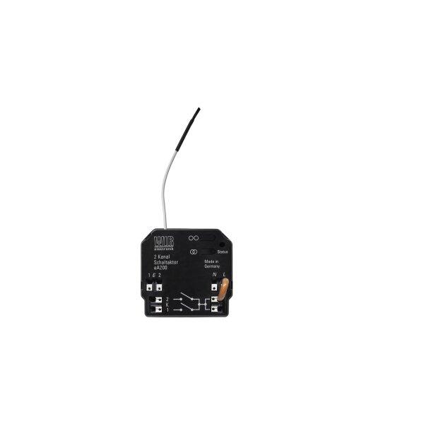 RMF Funk Schalter Lichtschalter Steuerung für Licht Lampen Verbraucher EIN AUS