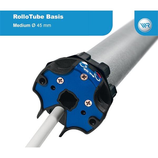 Rademacher RolloTube Basis 10Nm SW60 RTBM 10/16Z Rollladenmotor