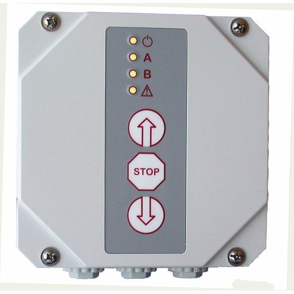 Dickert Rolltorsteuerung mit Funk, 868 MHz RTS-16-7 - Rohrmotor ...